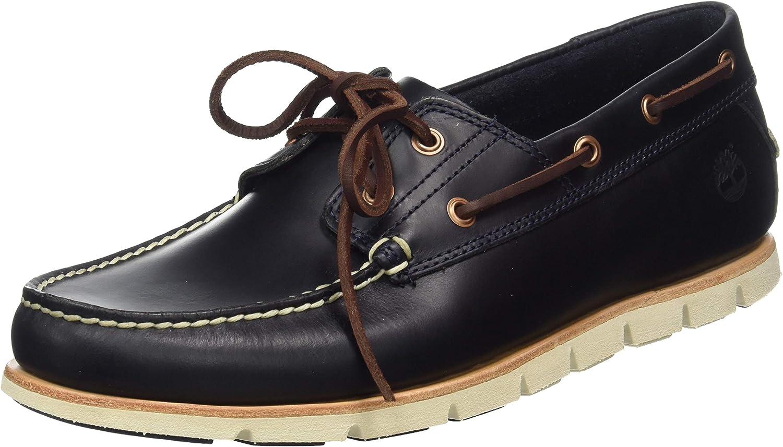 Timberland TIDELANDS 2 EYE Blau Schuhe Bootsschuhe Herren
