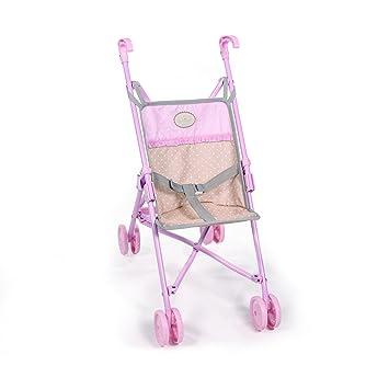 Amazon.es: La Nina Sillita de Paseo pequeño Inés para muñecas, 41 x 27 x 55 cm (61609): Juguetes y juegos
