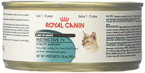 Royal Canin Instinctive 7 Loaf In Sauce - Pork - 5.8 Ounce - 24 Count