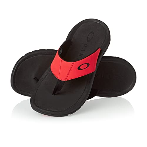 103f46fcd39d Oakley Supercoil 2.0 Sandal Blackout  Amazon.co.uk  Shoes   Bags