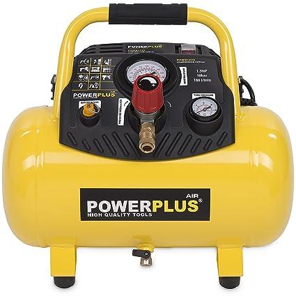 Varo-Compresor de aire sin aceite, presión máxima de 8 a 10 bar,