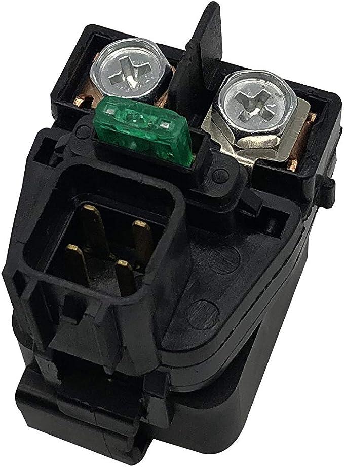 SHUmandala 31800-21E20 Starter Relay fit Suzuki SV650 SV1000 VL1500 LTZ250 RF900 VZ800 AN400 BURGMAN 1997-2009