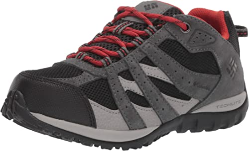 Columbia Youth Redmond Waterproof Hiking Shoe
