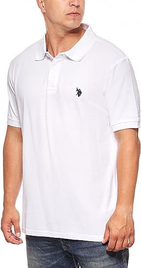 U.S. Polo Assn. Camiseta Hombre Polo Polo Camisa Camisa de ...