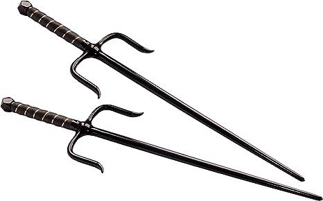 DEPICE w-SAS - Espada sai 2 Unidades Color Negro: Amazon.es: Deportes y aire libre