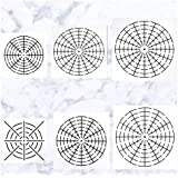 Amazon com : 7 Pieces Mandala Dotting Stencils Mandala Dot