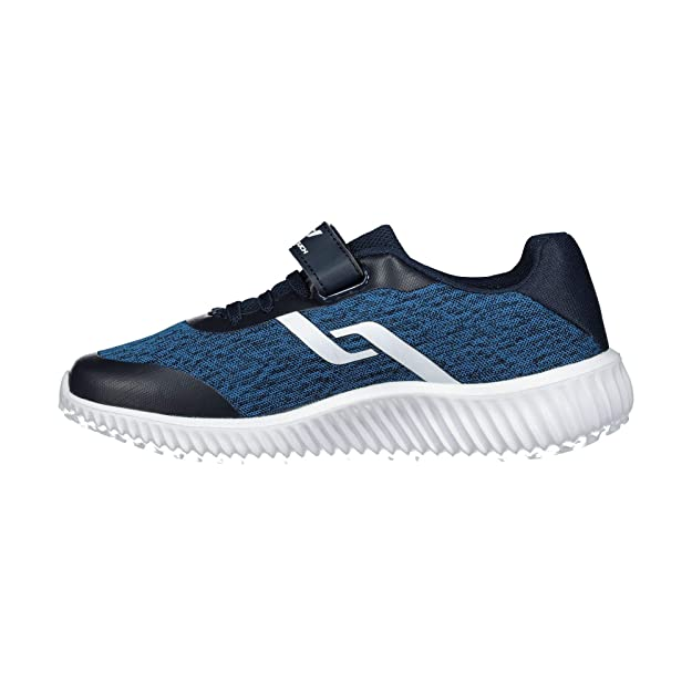 Klett BLUE//NAVY//GREEN LIME PRO TOUCH Ind-Schuh.Rebel II Jr