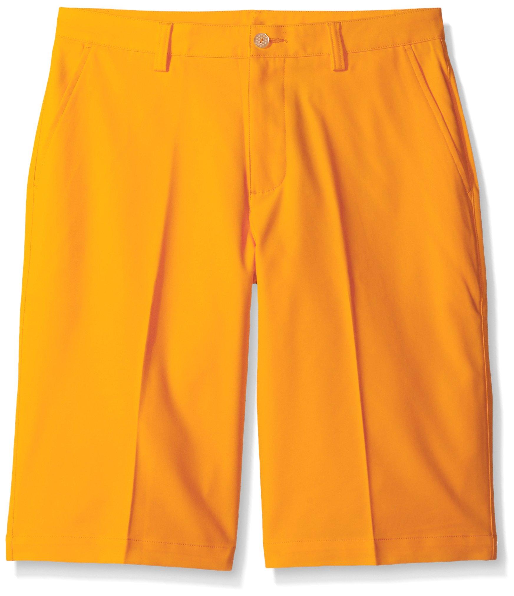 PUMA Boy's Golf Boys Pounce Short Jr, Orange, X-Large by PUMA