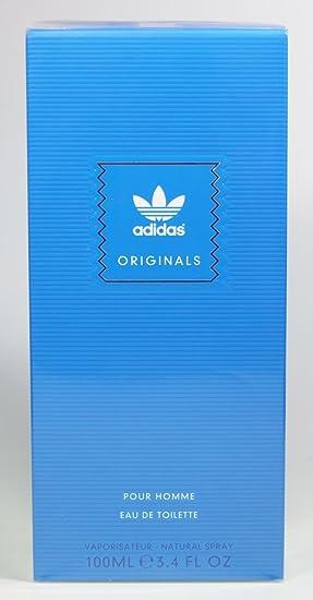 Adidas Originals Pour Homme Eau de Toilette Spray 100 ml