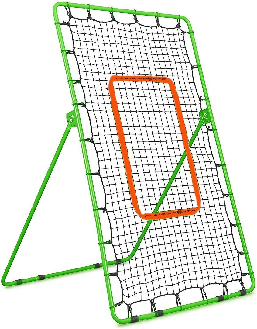 Flair Sports Deluxe Lacrosse Pro Bounce Ball Rebounder