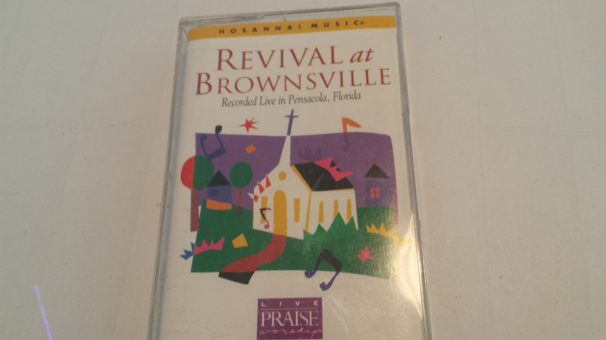 Revival at Brownsville: Recorded Live in Pensacola, Florida [Christian Praise, Southern Gospel Cassette]