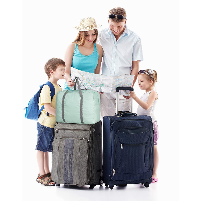 Body Cross Folding Tote Shopping Handbags Cabin Lightweight Holiday School  Bags