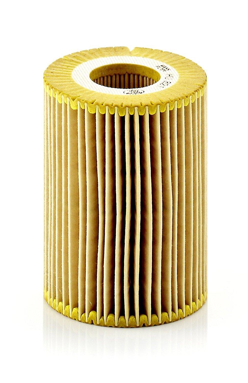 Mann-Filter HU 821 X Metal-Free Oil Filter Pack of 2
