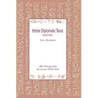 Hittite Diplomatic Texts