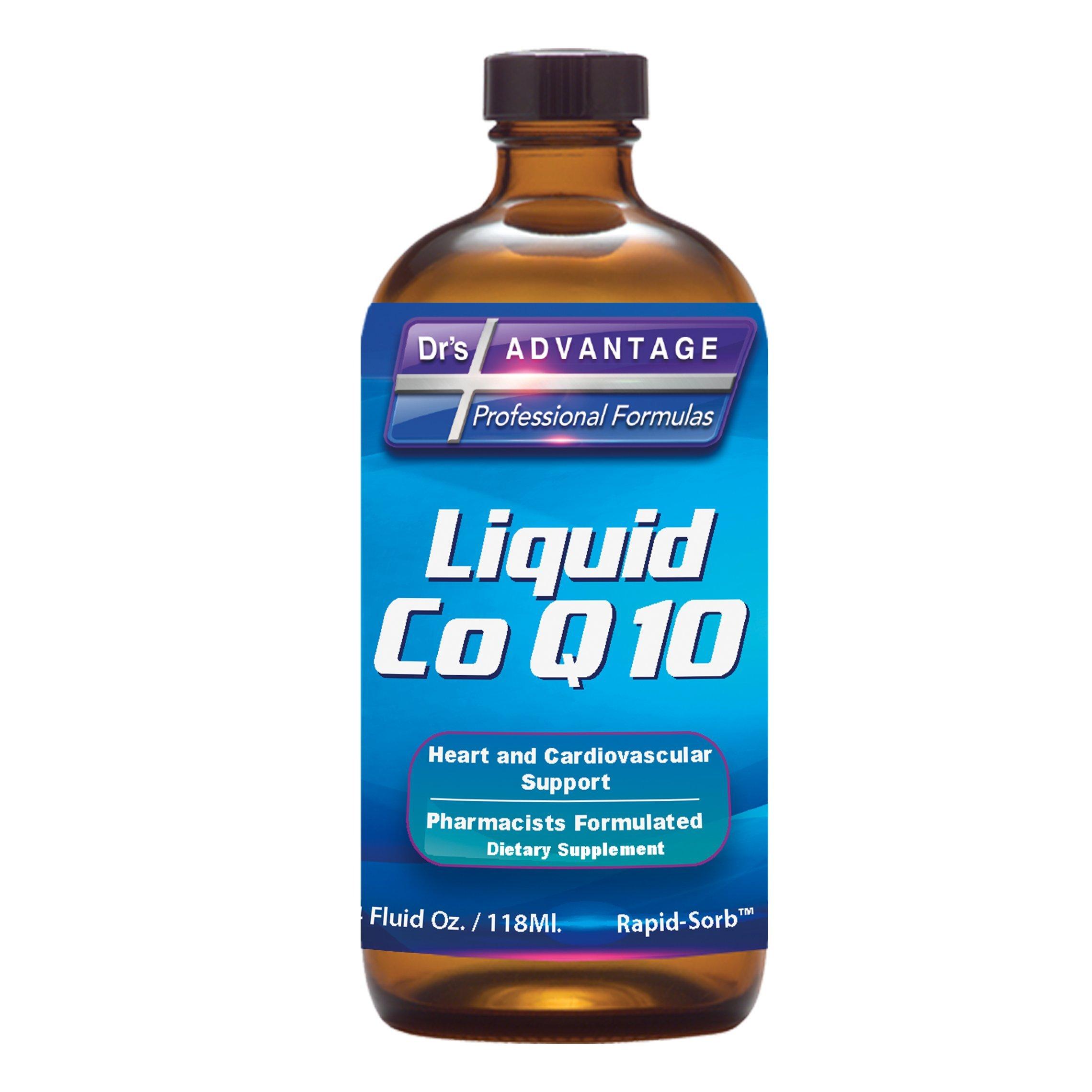 Drs Advantage - Liquid CoQ10 4oz [Health and Beauty]