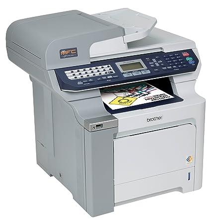 Amazon.com: Brother MFC-9840CDW Laser Multifunction Center ...