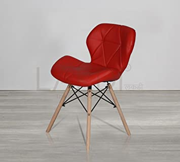 LAKDI Ormond Accent Chair for Cafe and Living Room