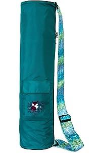 584db72f375e Amazon.com  adidas Women s Training Wanderlust Yoga Mat Bag  Sports ...