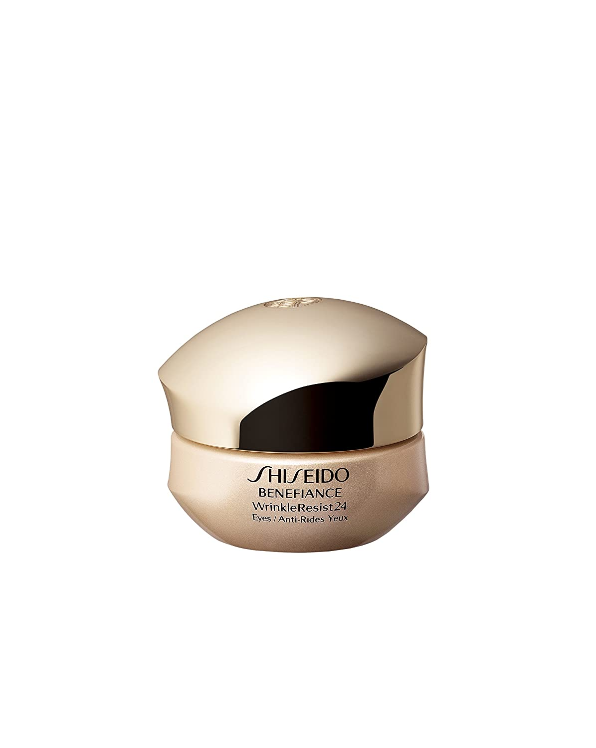 Shiseido Benefiance Wrinkle Resist24 Intensive Eye Contour Cream for Unisex, 0.51 Ounce 0730852103153 39039