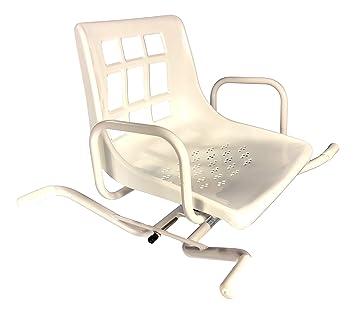 Chaise Pour Salle De Bain Pivotant 360