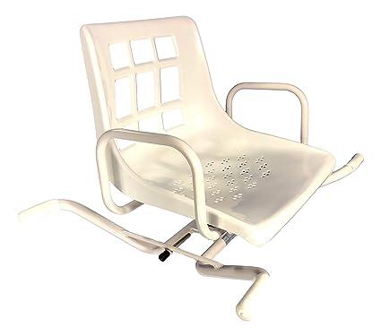 Sedile Vasca Da Bagno Prezzi.Sedia Per Vasca Da Bagno Girevole A 360 Amazon It Salute E Cura