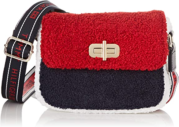 Mini Bolso Chica Multicolor Tommy Hilfiger