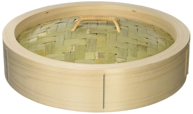 山下工芸(Yamasita craft) 桧中華セイロ 蓋 33cm 120046059   B073K15Y32