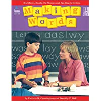 Making Words, Grades 1 - 3