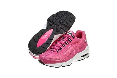 Nike Air Huarache SE Grade School Running Shoe (Dark