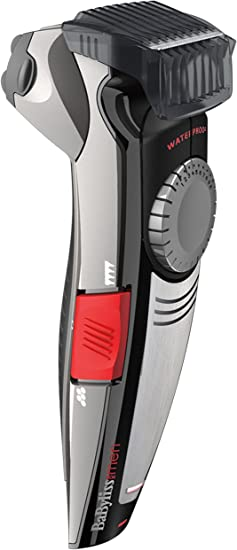 BaByliss E890E - Recortadora de barba y maquinilla de afeitar ...