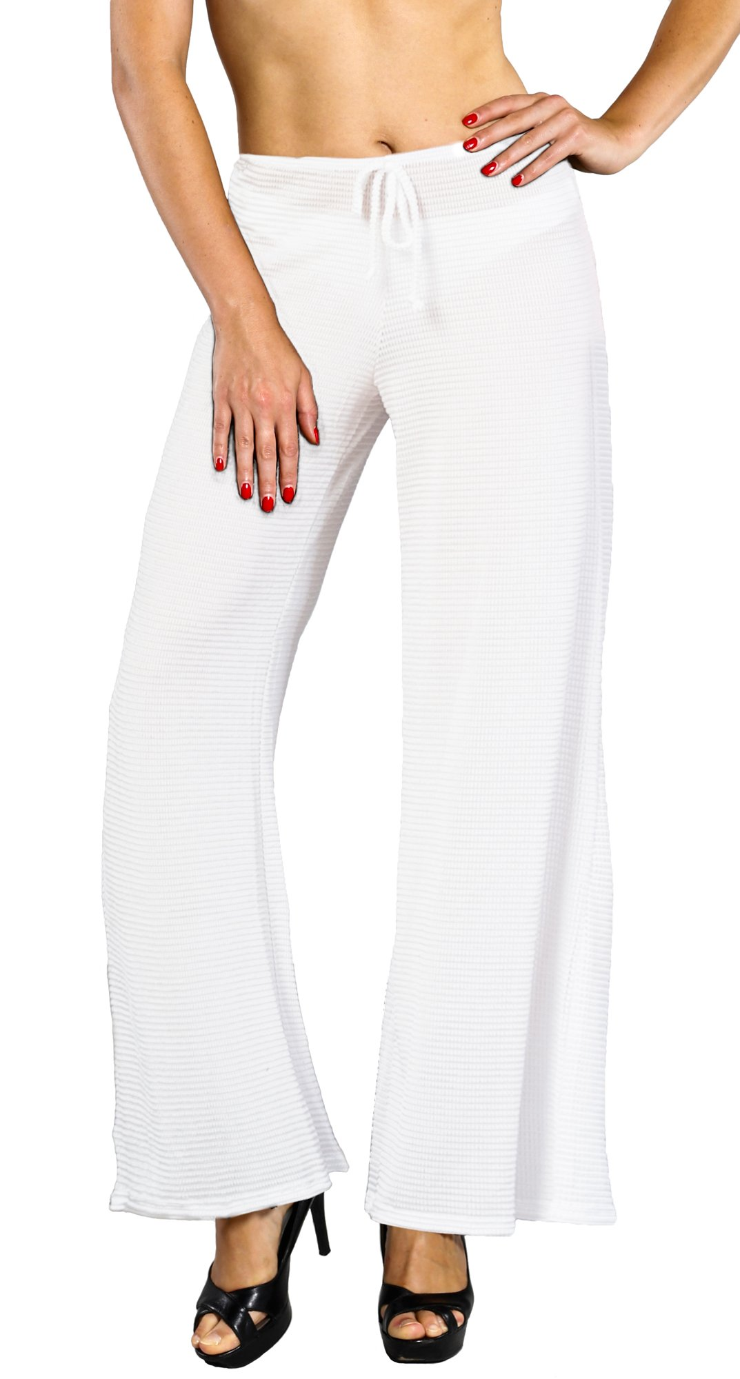 PULL ON PANT (Large, White)