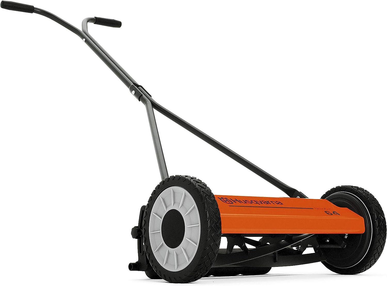 Husqvarna 64, 16 in. Push Reel Lawn Mower