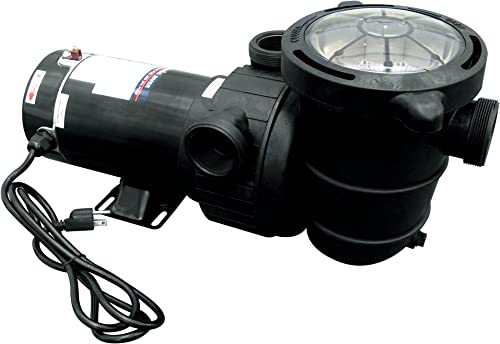 Quiet 2-Speed Replacement Pump