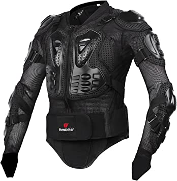 M KIDS BLK SCORPION SPINE GUARD BODY ARMOUR MOTORBIKE//SKI//SKATING MOTCROSS JACKET