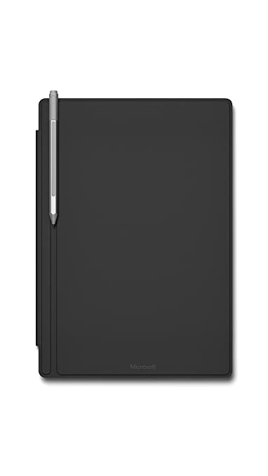 Microsoft Surface Pro 4 Signature Type Cover - Designer Edition de Alcantara, teclado QWERTZ Alemania: Amazon.es: Informática