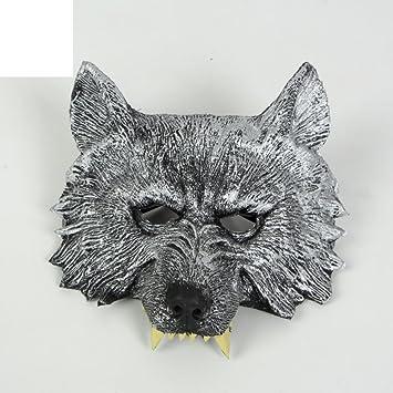 Máscara de la mascarada/actuaciones de máscara de hombre lobo del terror/Etapa animales