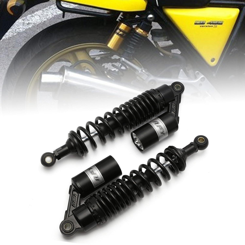 NEVERLAND 13.5 340mm Motorbike Rear Shock Absorber Air Suspension for Yamaha BMW Honda Suzuki KTM ATV