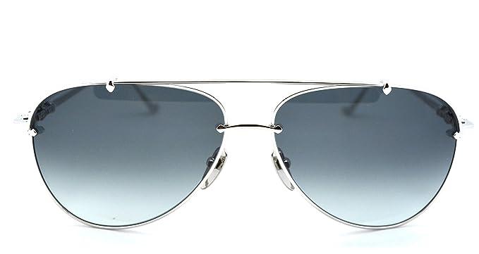 d951f49be067 Image Unavailable. Image not available for. Colour  Chrome Hearts  Slurpstick Sunglasses