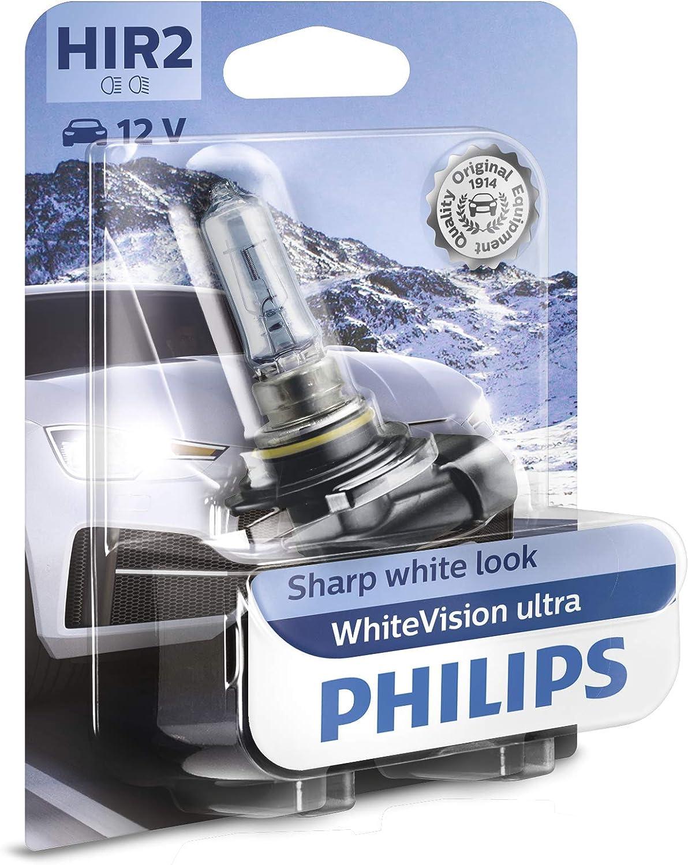 Philips Whitevision Ultra Hir2 Scheinwerferlampe Einzelblister Auto