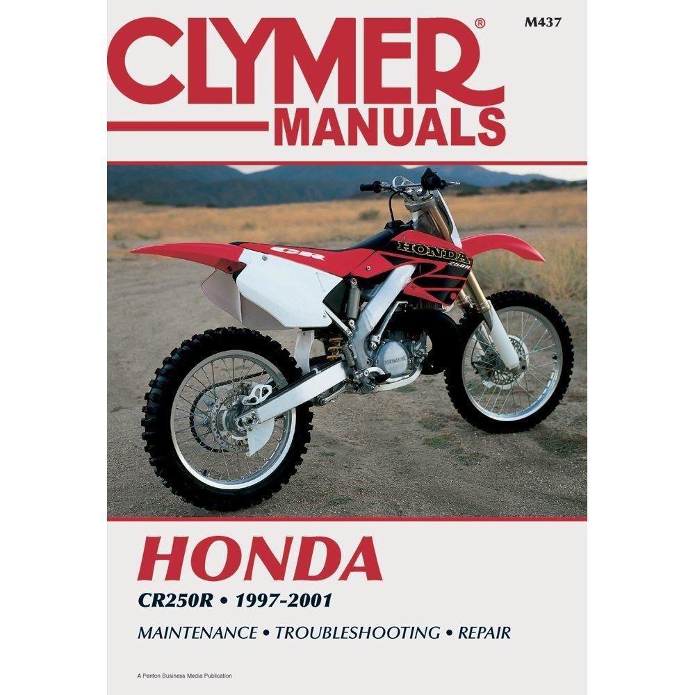 Clymer Repair Manual for Honda CR250R CR-250R 97-01: Amazon.in: Car &  Motorbike