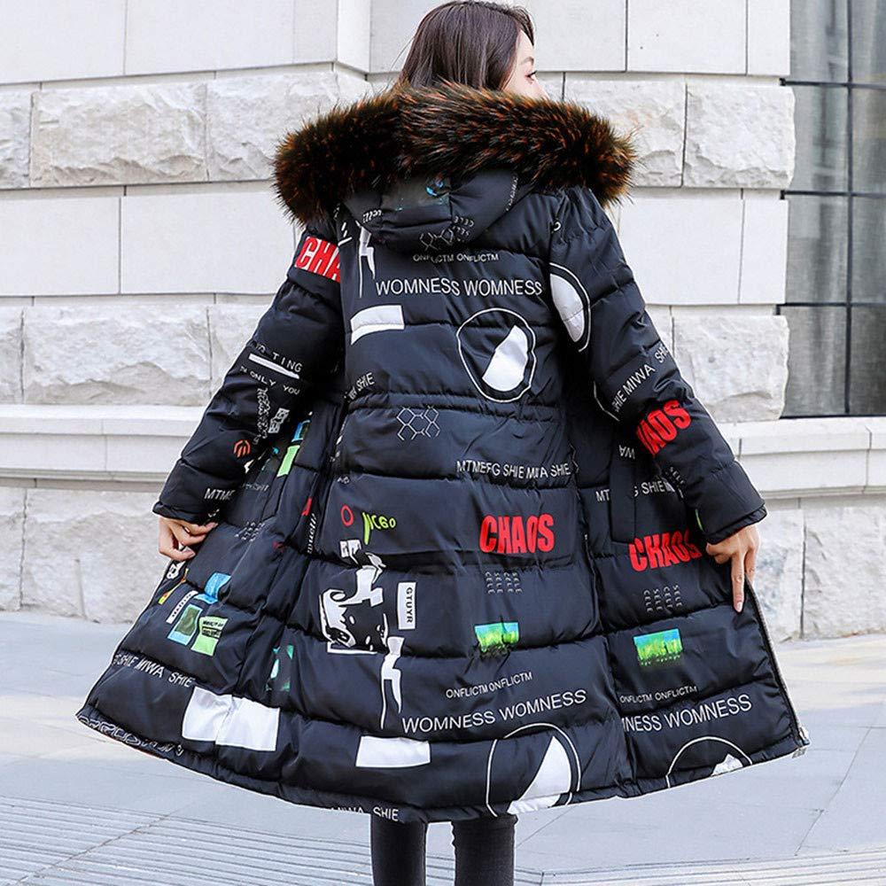 Ropa De Abrigo Largas Mujer Invierno Paolian Chaquetas Con Capucha Lana Rebajas Tallas Grandes Senora Otono