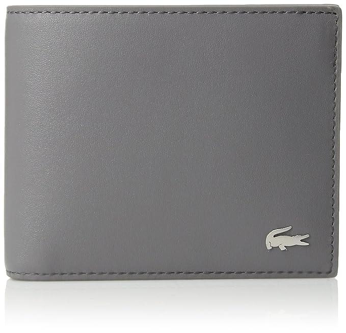 060a22004 Lacoste Men s Fg Small Billfold Wallet