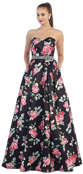 Amazon Royal Queen Rq7425 Military Ball Formal Dress Clothing