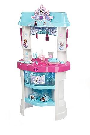 Frozen Smoby 24498 - Cocina juguete para niñas: Amazon.es: Juguetes ...