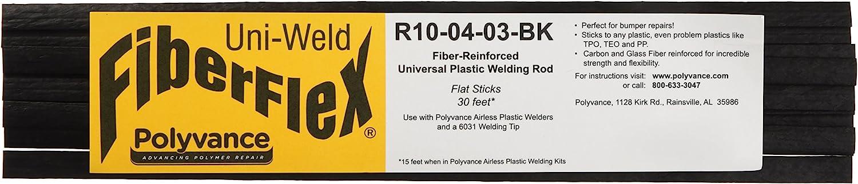 FiberFlex Round Rod 30 ft.