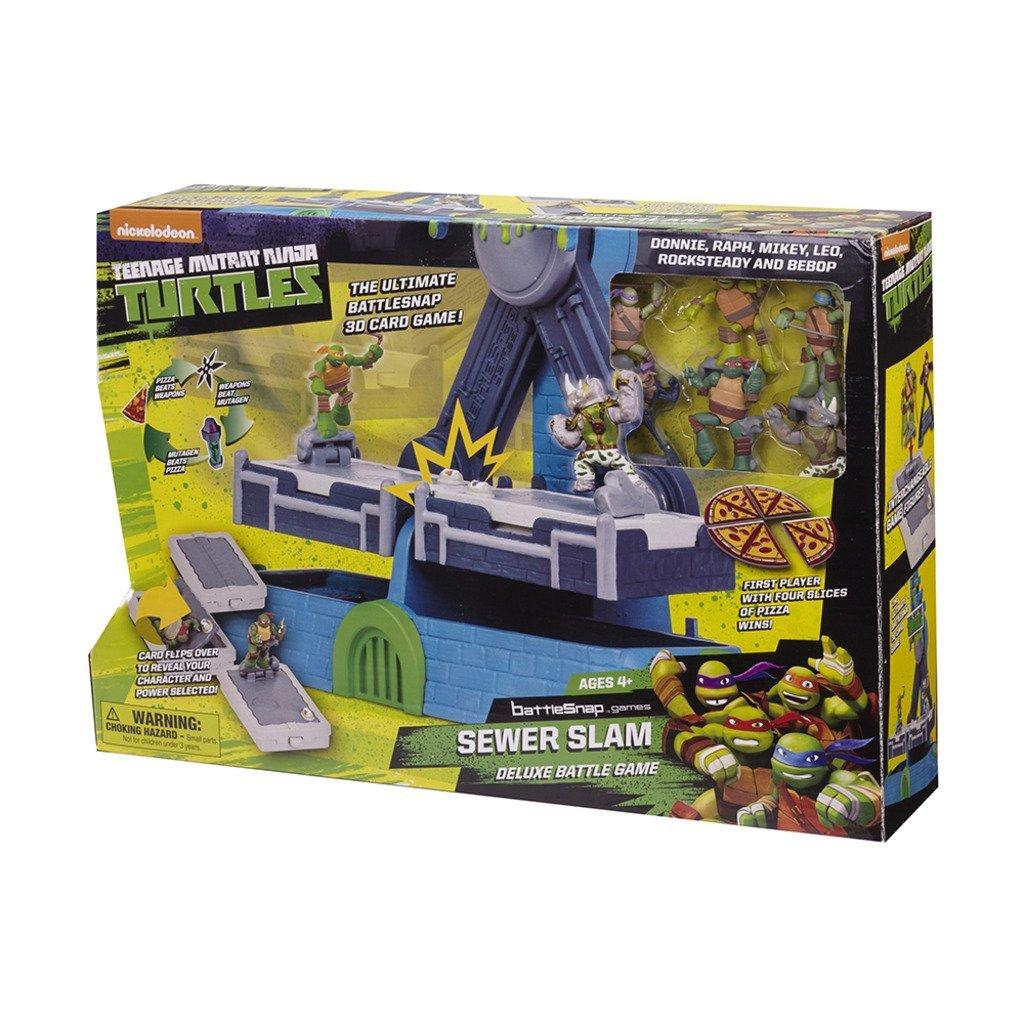 Amazon.es: Tortugas Ninja Battle Sewer TMNT40001: Juguetes y ...