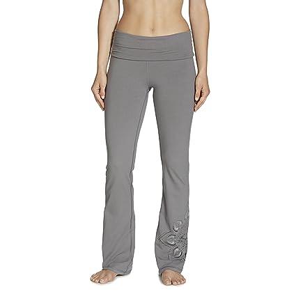 dbfa804a1ed Gaiam Apparel Womens Nova Bootcut Pants