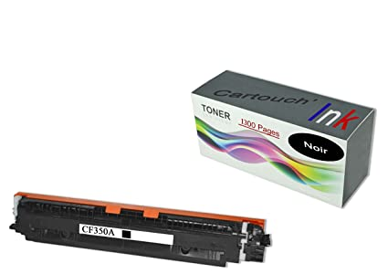 cartouch Ink CF350 A Toner Compatible color negro para ...