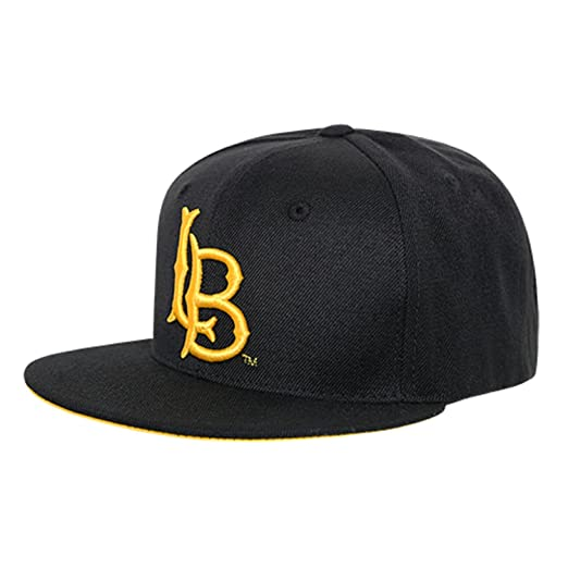 dbe1d15234c University of Cal State Long Beach CSULB The Beach NCAA Fitted Flat Bill Baseball  Cap Hat