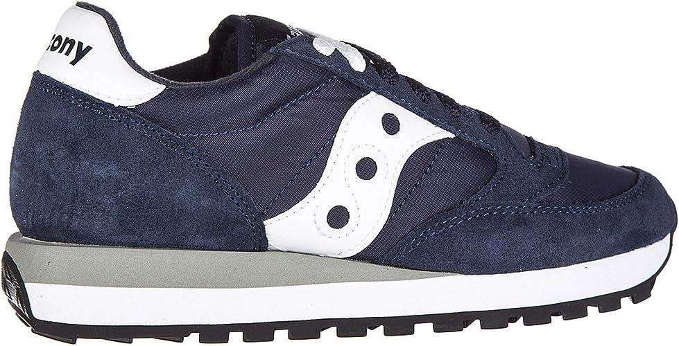 Saucony Scarpe Sneakers Donna camoscio Nuove Jazz Original